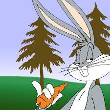 reason bugs bunny eats carrots nonchalant