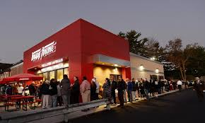 maine s krispy kreme opens and it s likely not the last