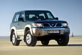 nissan patrol nissan patrol station wagon review 1998 2009 parkers