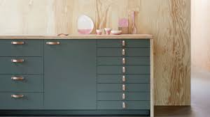 ikea kitchen cabinets eco friendly this new ikea kitchen takes budget revs to a new level