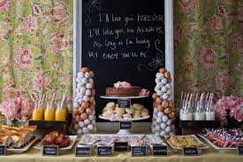 bridal shower brunches bridal shower brunch ideas also brunch shower menu also chagne