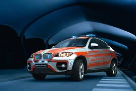 pull over to the right for bmw u0027s 407hp x6 xdrive50i ambulance