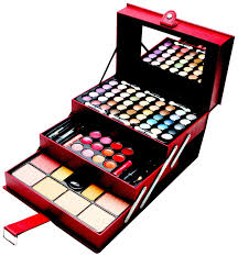 cameo all in one makeup kit eyeshadow palette blushes powder