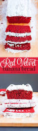 red velvet banana bread jennifermeyering com red velvet