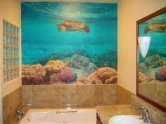 bathroom mural ideas i like this as a starting point for paint not a mural but the