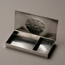 Silver Keepsake Box Georg Jensen Sterling Silver Keepsake Box No 167 Handmade