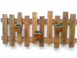 Hanging Planter Boxes by Hanging Pallet Wall Planters