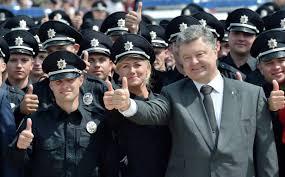 kiev u0027s new cops prove glamorous but unprofessional sputnik