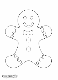 unique gingerbread coloring pages 14 for line drawings with