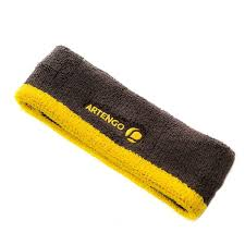 yellow headband buy badminton headband online in india badminton headband yellow