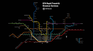 Ttc Subway Map by Transit Fantasy Maps Page 158 Urbantoronto