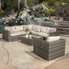 sunbrella patio furniture you ll love wayfair ca