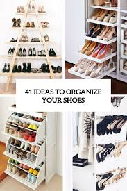 organize home 41 adorably practical ideas to organize shoes in your home digsdigs