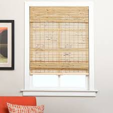 Bamboo Shades Blinds Arlo Blinds Petite Rustique Cordless Bamboo Roman Shade Free