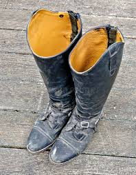dirty riding boots dirty black riding boots stock photo image of riding 41538716