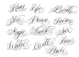 download tattoo fonts for men generator danielhuscroft com