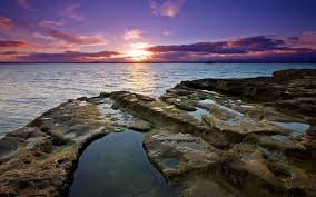 rocky shore wallpapers sunrise sunset rocky sky sea shore landscape ocean beaches coast