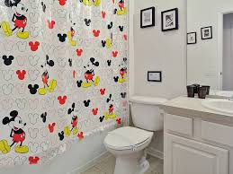 Mickey Shower Curtain Hooks Mickey Mouse Shower Curtain Walmart Christmas Decorations For Home
