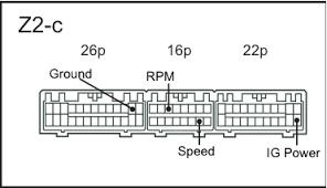 apexi rev speed meter wiring diagram cat5 wiring diagram