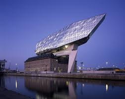 belgian architecture belgium buildings e architect port house antwerp by zaha hadid architects