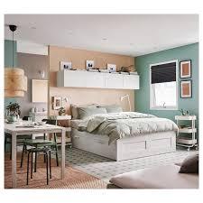 ikea kitchen cabinet storage bed brimnes bed frame with storage white