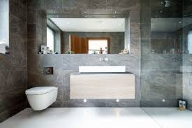 31 Bathroom Vanity Modern Master Bathroom With Slate Counters By Home Stratosphere
