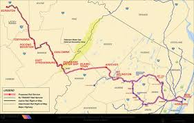 Map Of Essex County Nj What Ever Happened To Expanding Nj Transit Service To Sussex