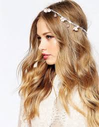 bohemian hair accessories bohemian wedding hair accessories you ll adore