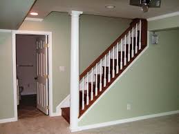 photos of open staircase to blooming how to put a basement