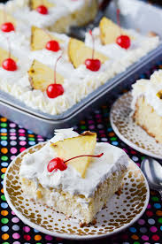 pina colada tres leches cake now you can have your cake and