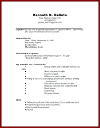 Resume Template For College Student Applying For Internship Sample Resume For A College Student Sample Resume For College