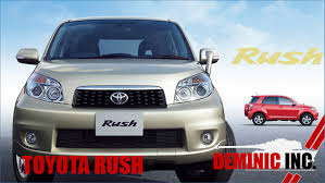 toyota rush for sales in singapore user manual guide pdf