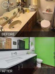 Master Bathroom Clay U0026 Mia U0027s Master Bathroom Before U0026 After Pictures Home
