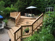 Backyard Flooring Options by Lightweight Outdoor Flooring Options Outsidedeckingfloor Com Wpc