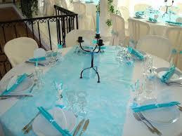 mariage bleu et blanc mariage bleu et blanc idée déco mariage forum vie pratique