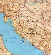 San Marino Italy Map by