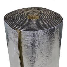 nissan pathfinder heat shield rattle 11sqft 10mm trunk hood sound deadener heat noise proof insulation