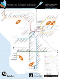 Subway Station Map by La Metro Home Maps U0026 Timetables