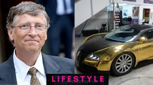 Bill Gates Cars Images by Luxurious Lifestyle Of Bill Gates Net Worth Privet Jet Plane
