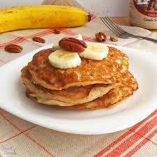Pancake Flour Rice Flour Banana Pancakes Sweet Cannela