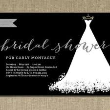 bridal shower registries shop black and white bridal shower invitations on wanelo