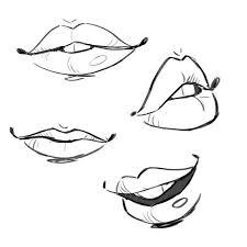 25 drawing lips ideas draw lips