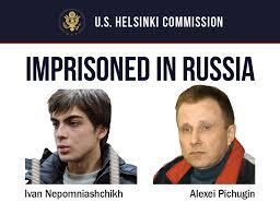political prisoners in russia csce