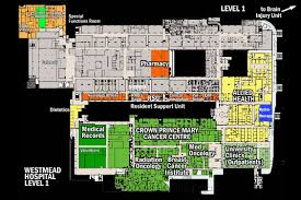 Ccu Campus Map Maps And Floorplans Wslhd