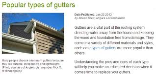 Different Types Of House Foundations Home Gutters In Des Moines Ia Getting To Know The Popular Types