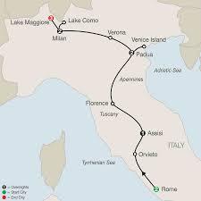 Lake Como Italy Map by Italy U0026 Lake Maggiore Tour Globus Italy Tours