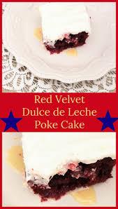 the 25 best red velvet poke cake ideas on pinterest christmas
