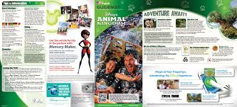 Disney World Park Maps Updated Animal Kingdom Park Map Released Blog Wdwfans