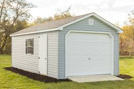 12x24 portable garage vinyl siding byler barns