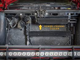 Ford Raptor Plow Truck - ford f 150 svt raptor power steering reservoir upgrade w cooler